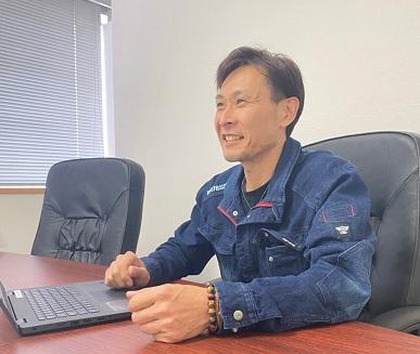 アクションパワー櫻井社長へのインタビュー